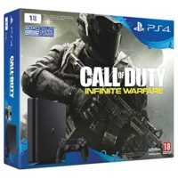 PlayStation 4 Slim Chassis D + Call of Duty Infinite Warfare