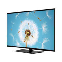 TV LED Haier a schermo piatto, Full HD 22″ con USB ed HDMI