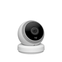 Logitech Circle Videocamera di Sicurezza HD, Wireless