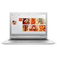 Portatile con Display da 15.6″ FullHD IPS, Processore Intel Core I7-6700HQ, RAM 16 GB, 1 TB HDD + 128 GB SSD, Scheda Grafica Nvidia GTX 950M, S.O. Windows 10 Home, Bianco