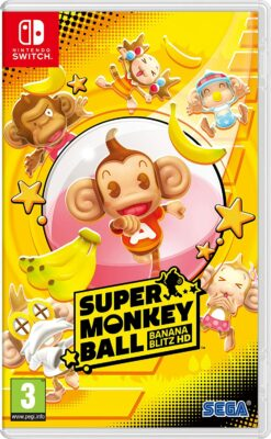 Immagine di Super Monkey Ball: Banana Blitz HD Nsw – Nintendo Switch