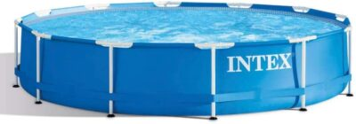 Immagine di Intex 28210 Piscina Frame I.1, 366 x 76 cm, Multicolore